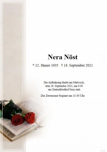 Nera Nöst