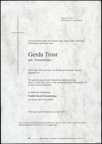 TROST Gerda