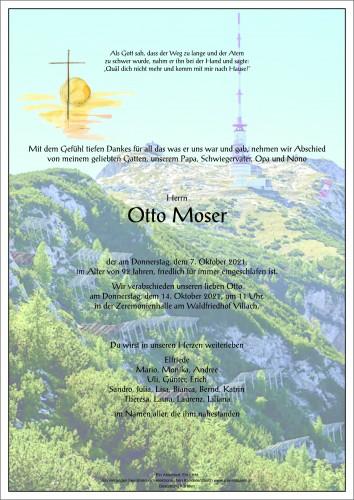 Otto Moser