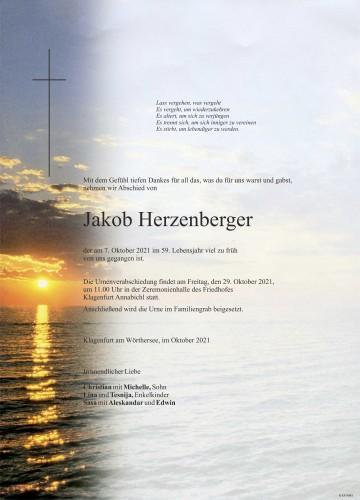 Jakob Herzenberger