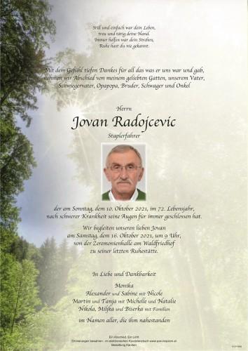 Jovan Radojcevic