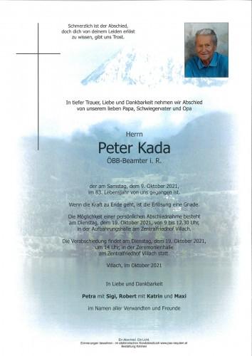 Peter Kada