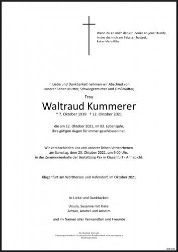 Waltraud Kummerer