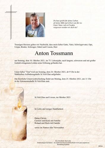 Anton Tossmann