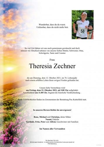 Theresia Zechner