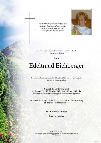 Edeltraud Eichberger