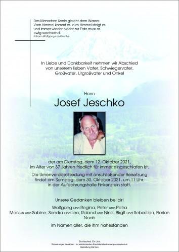 Josef Jeschko