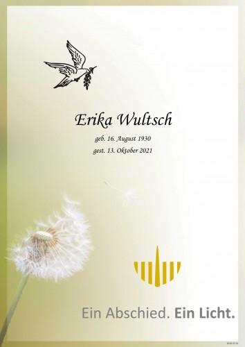 Erika Wultsch