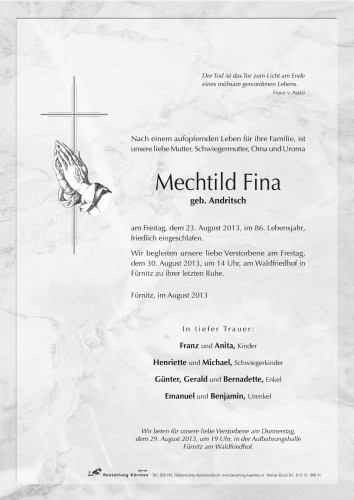 Mechtild Fina