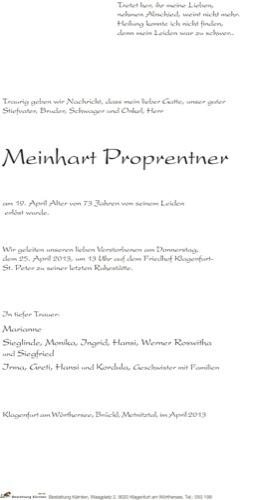 PROPRENTNER Meinhart