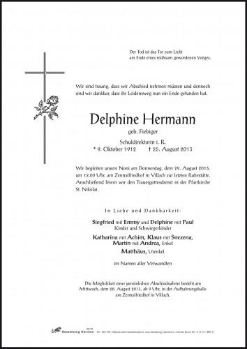 Delphine Hermann