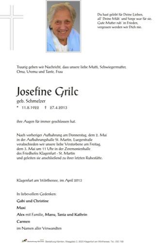 GRILC Josefine