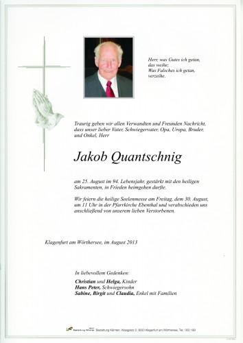 Jakob Quantschnig