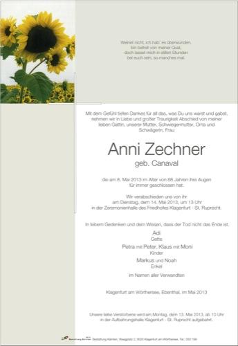 ZECHNER Annemarie