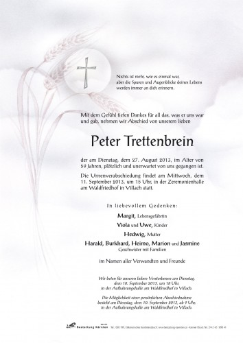 Peter Trettenbrein