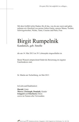 RUMPELNIK Birgit