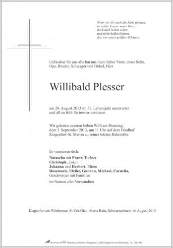 Willibald Plesser