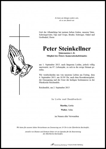 Peter Steinkellner