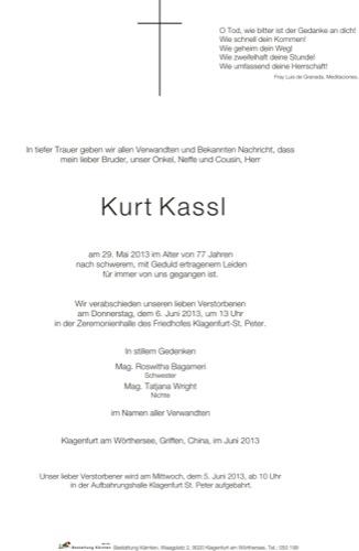 KASSL Kurt
