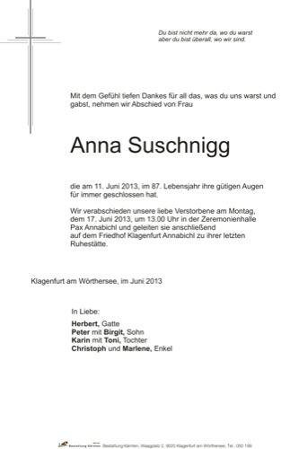 SUSCHNIGG Anna