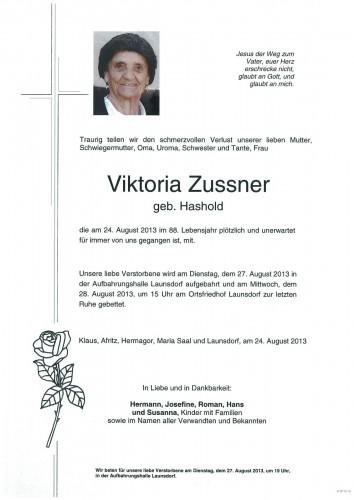 Viktoria Zussner