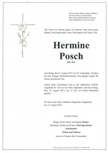 Hermine Posch