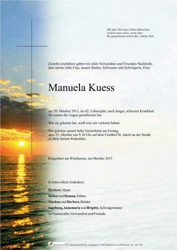 Manuela Kuess
