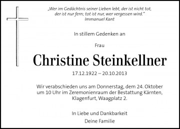 Christine Steinkellner