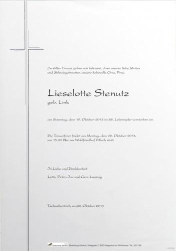 Lieselotte Stenutz