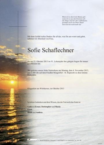 Sofie Schaflechner