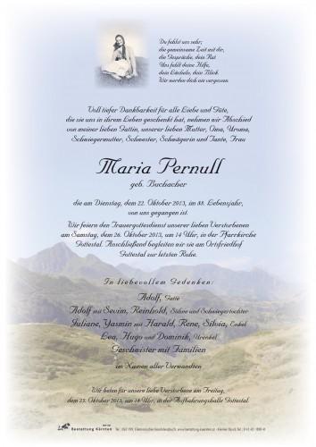 Maria Pernull