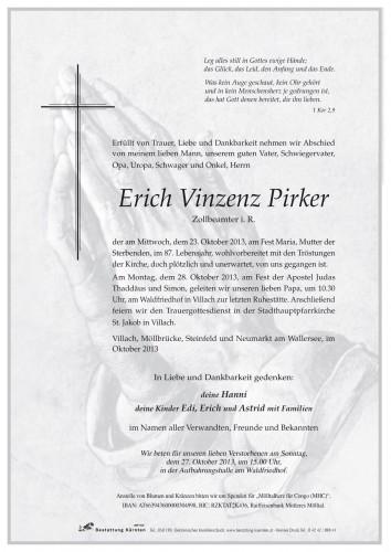 Erich Vinzenz Pirker