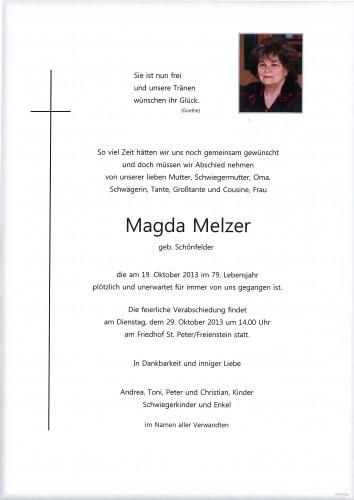 Magda Melzer