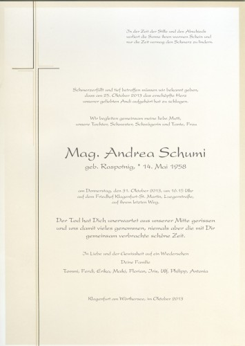 Mag. Andrea Schumi