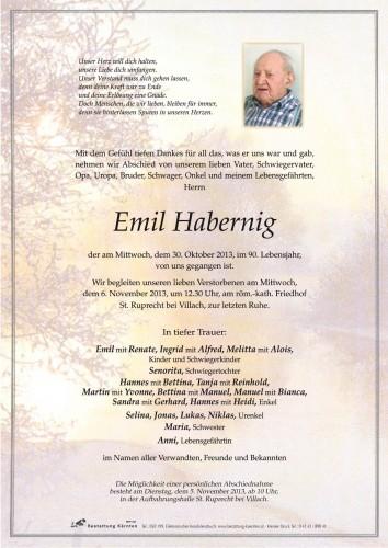 Emil Habernig