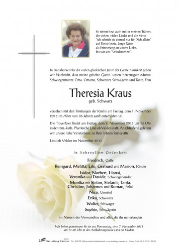 Theresia Kraus