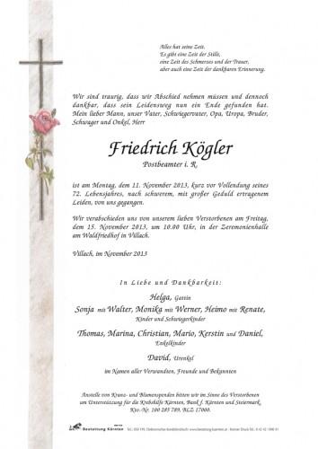 Friedrich Kögler