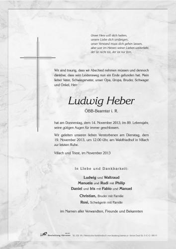 Ludwig Heber