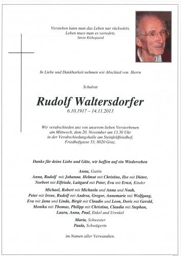 Rudolf Waltersdorfer