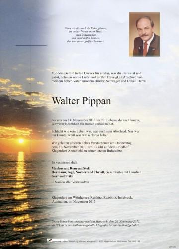 Walter Pippan