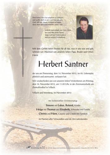 Herbert Santner