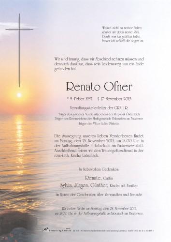 Renato Ofner