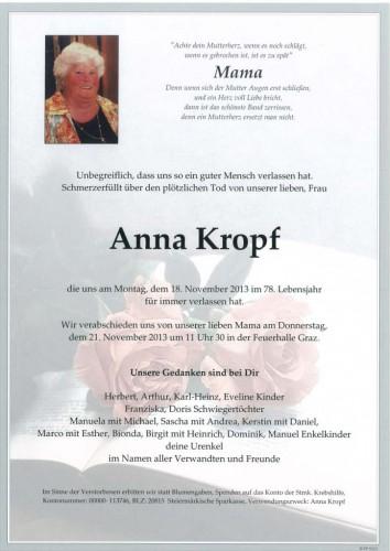 Anna Kropf