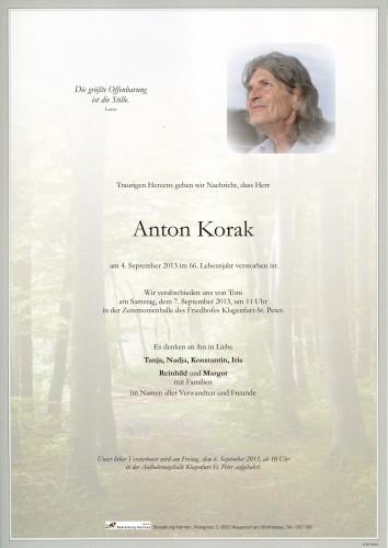 Anton Korak