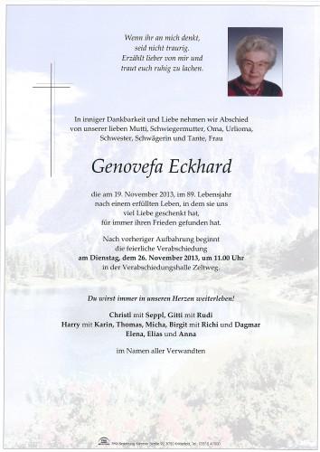Genovefa Eckhard