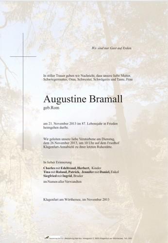 Augustine Bramall