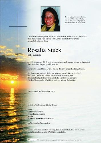 Rosalia Stuck