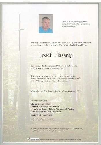 Josef Plassnig