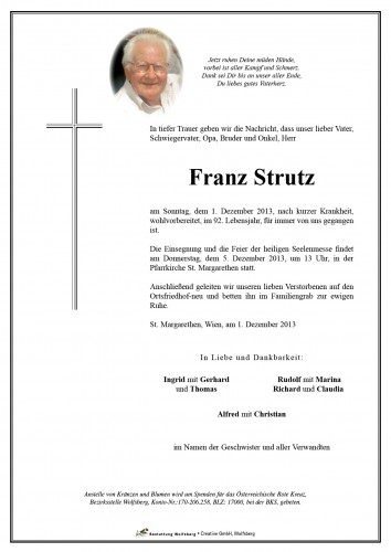 Franz Strutz