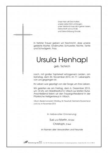 Ursula Henhapl